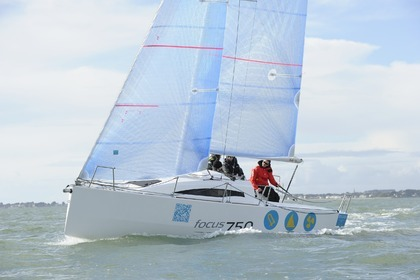 Hire Sailboat Sobusiak Focus 750 Port-Louis