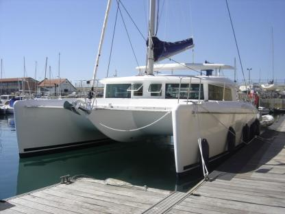 Location Catamaran Lagoon Lagoon 420 Saint-Laurent-du-Var