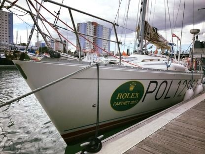 Rental Sailboat Sigma 38 Ood Cowes