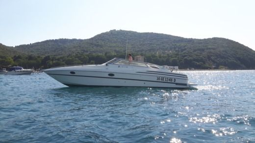 Motorboat CRANCHI Endurance 35 for hire