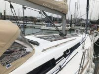 Dufour 405 Grand Large Opihr in Gosport for hire