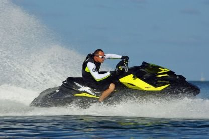 Location Jet-ski Seadoo Rxt Marseille