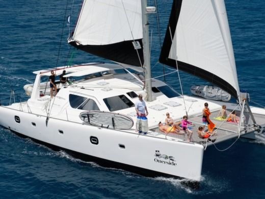 Voyage Yachts 600 in British Virgin Islands