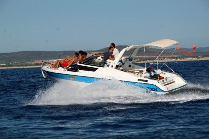 Rental Motorboat Jeanneau Leader Performance 650 Palavas-les-Flots