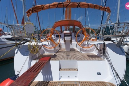 Charter Sailboat ELAN ELAN 45 Impression Split