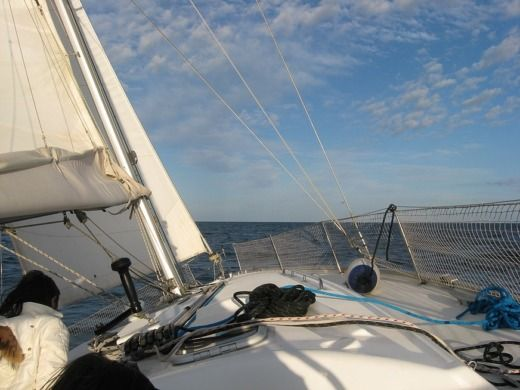 Sailboat Beneteau Cyclades 43.3 peer-to-peer