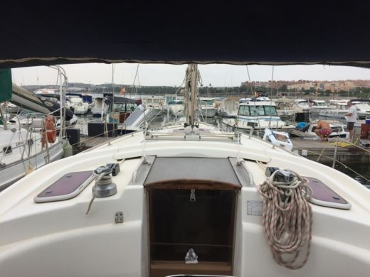 Sailboat Bavaria Yatch 39 Cruiser for rental