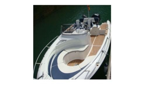 Quicksilver Commander 600 en Ibiza