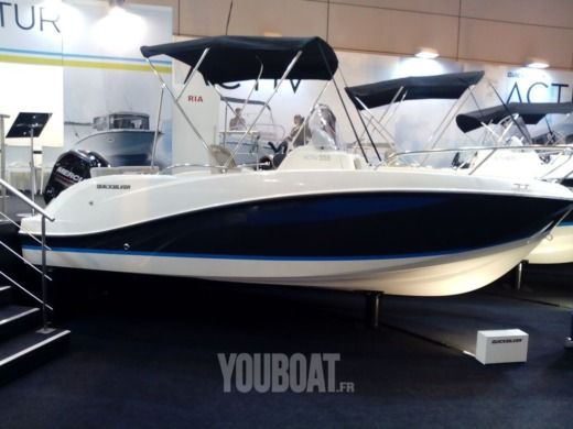 Motorboat QUICKSILVER 555 Open Activ for hire