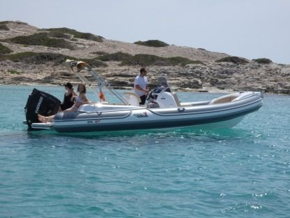 Location Semi-rigide Mv Marine 25 Gt Ibiza