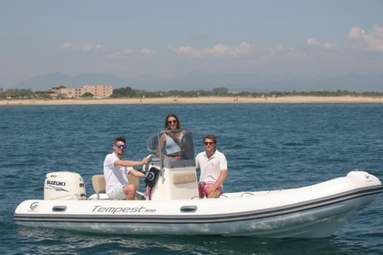 Charter RIB CAPELLI TEMPEST 530 Roses