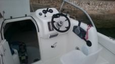Motorboat Sessa Key West 20 for hire