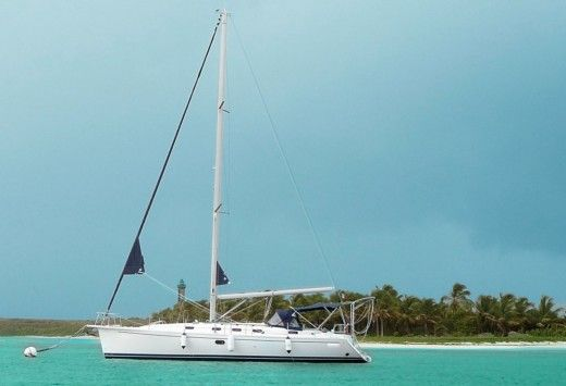 Charter sailboat in Pointe-a-Pitre peer-to-peer