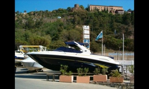 Barca a motore Sea Ray Open tra privati