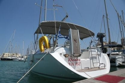 Rental Sailboat Beneteau Oceanis 36 Heraklion