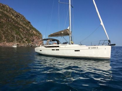 "Rental Sailboat Jeanneau Sun Odyssey 479 ""norwegian Wood"" Cecina"
