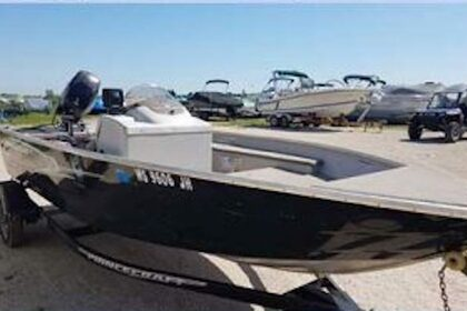 Rental Motorboat Princecraft Resorter DLX SC Twin Lakes