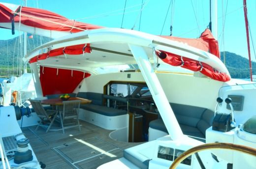 CATANA 582 in Porto-Vecchio for hire