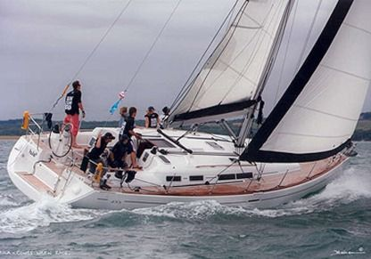Rental Sailboat Dufour 455 Grand Large Malta