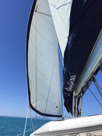 Rental Sailboat Bavaria 42 Cruiser San Vincenzo