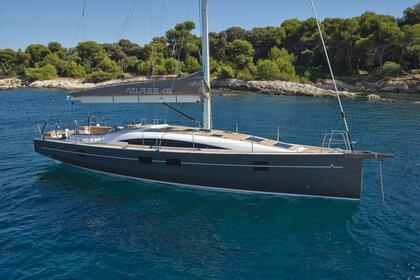 Rental Sailboat Azuree 46 Capo d'Orlando