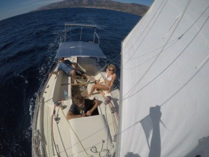 Charter Sailboat Elan Express Krk