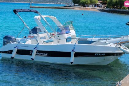 Rental Motorboat Tancredi Blumax Open Province of Agrigento