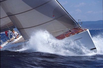 Charter Sailboat Grand Soleil Gs56 Genoa