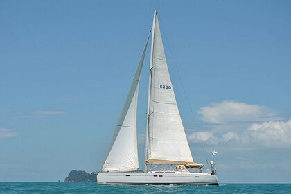 Hire Sailboat Hanse Hanse 540e Ko Samui District