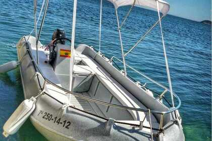 Rental Motorboat whally 435 La Pobla de Farnals