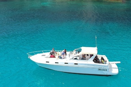 Charter Motorboat FIART MARE 35 GENIUS Trapani