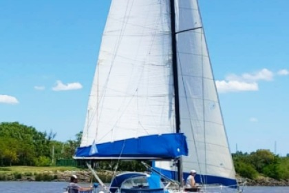 Rental Sailboat Plenamar 36 Victoria