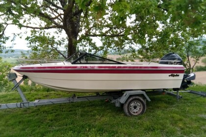 Rental Motorboat Rocca Alpha Saint-Sylvestre-sur-Lot
