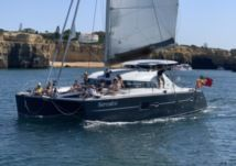Lagoon 410 in Albufeira for rental