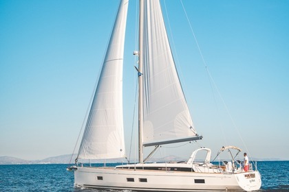 Charter Sailboat Beneteau Oceanis 55.1 Athens