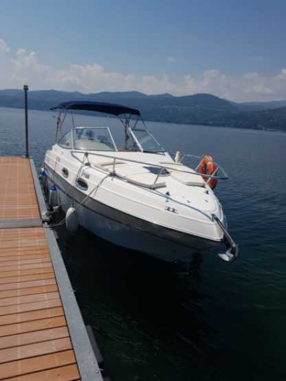 Charter Motorboat Solcio Four Winns 238 Vista, Limited Edition Arona