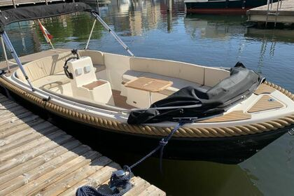 Rental Motorboat Liberty 590 Tender Almere