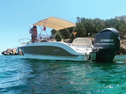 Charter Motorboat Sessa Marine Key Largo 26 L'Estartit