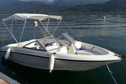 Rental Motorboat Bayliner 175 Baveno