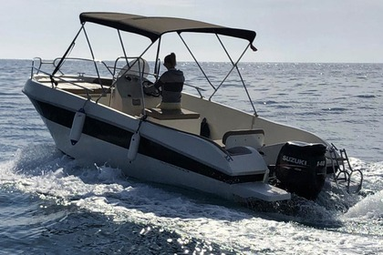 Hire Motorboat SHIREN 22 cc Altea