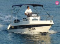 Motorboat Blumax 550 Open for rental
