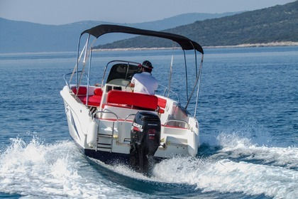Charter Motorboat Saver 550 Open Ugljan