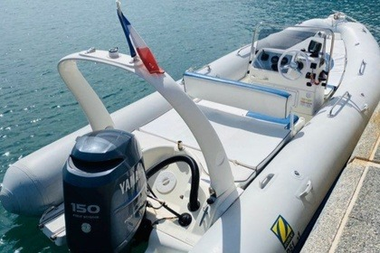 Location Semi-rigide Zodiac Medline Ii La Ciotat