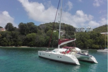 Aluguel Catamarã Lagoon Lagoon 47 sortie journée a partir de 600€ Collectivity of Saint Martin