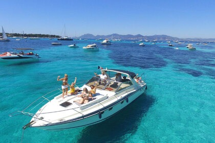 Rental Motorboat FAIRLINE  TARGA 34  Cannes