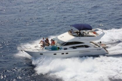 Charter Motorboat Princess 50 Fly Cannes