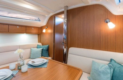 Sailboat Bavaria 37 Aurora (With Ac) for hire