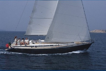 Rental Sailboat GRAND SOLEIL Grand Soleil 43 Punta Ala