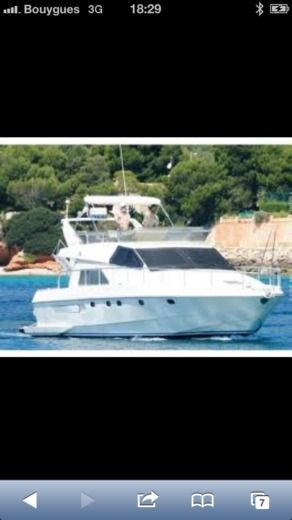 FERRETTI 45 Fly in Six-Fours-les-Plages zwischen Privatpersonen