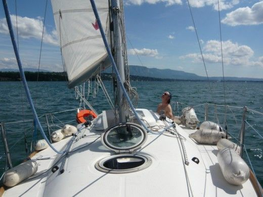 Charter Sailboat Beneteau First 21 Cologny